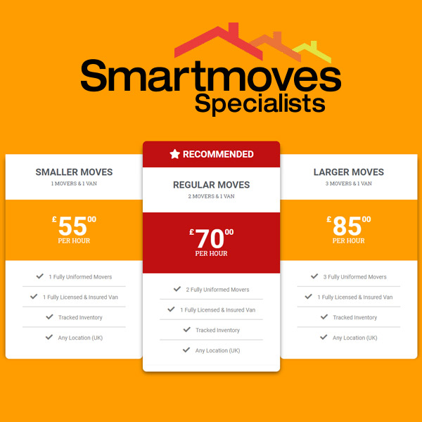 LOW COST, HIGH QUALITY MOVERS